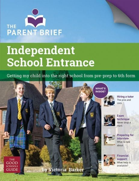 Parent Brief: Independent School Entrance