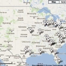 Map of US Universities | The Good Schools Guide