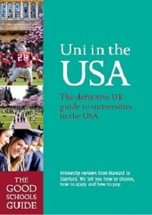 Our guide to selected universities