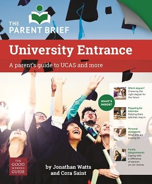 Parent Brief University Entrance