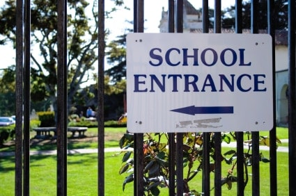 The Good Schools Guide | School Entrance Sign