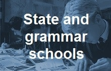 State and grammar schools