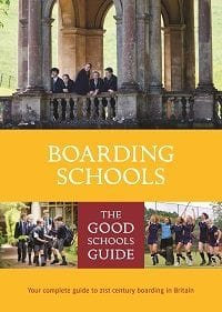 The Good Schools Guide Boarding Book