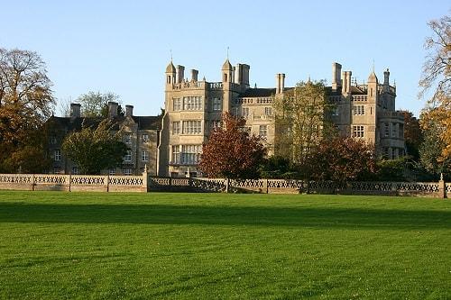 Old English boarding school