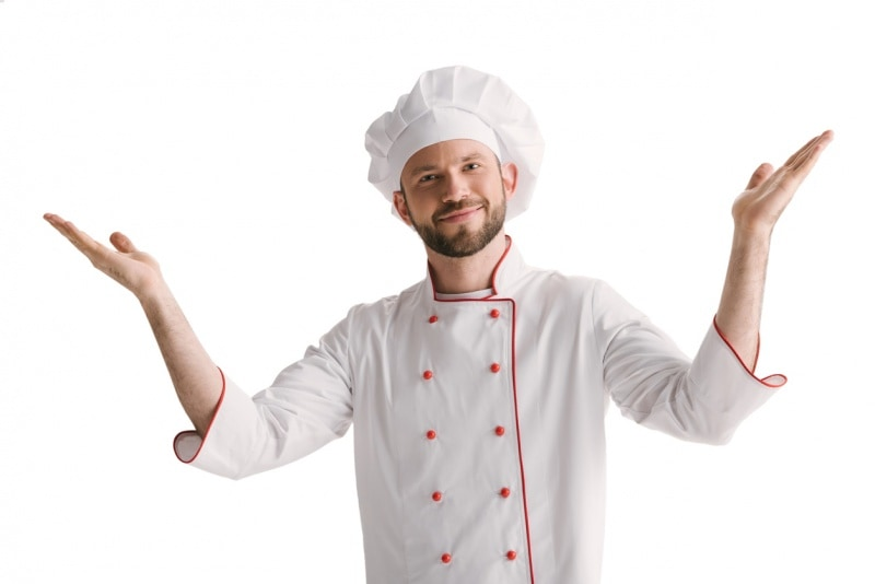 Chef, catering, trade skills